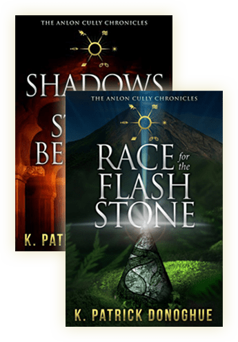 Shadows of the Stone Benders and Race for the Flash Stone